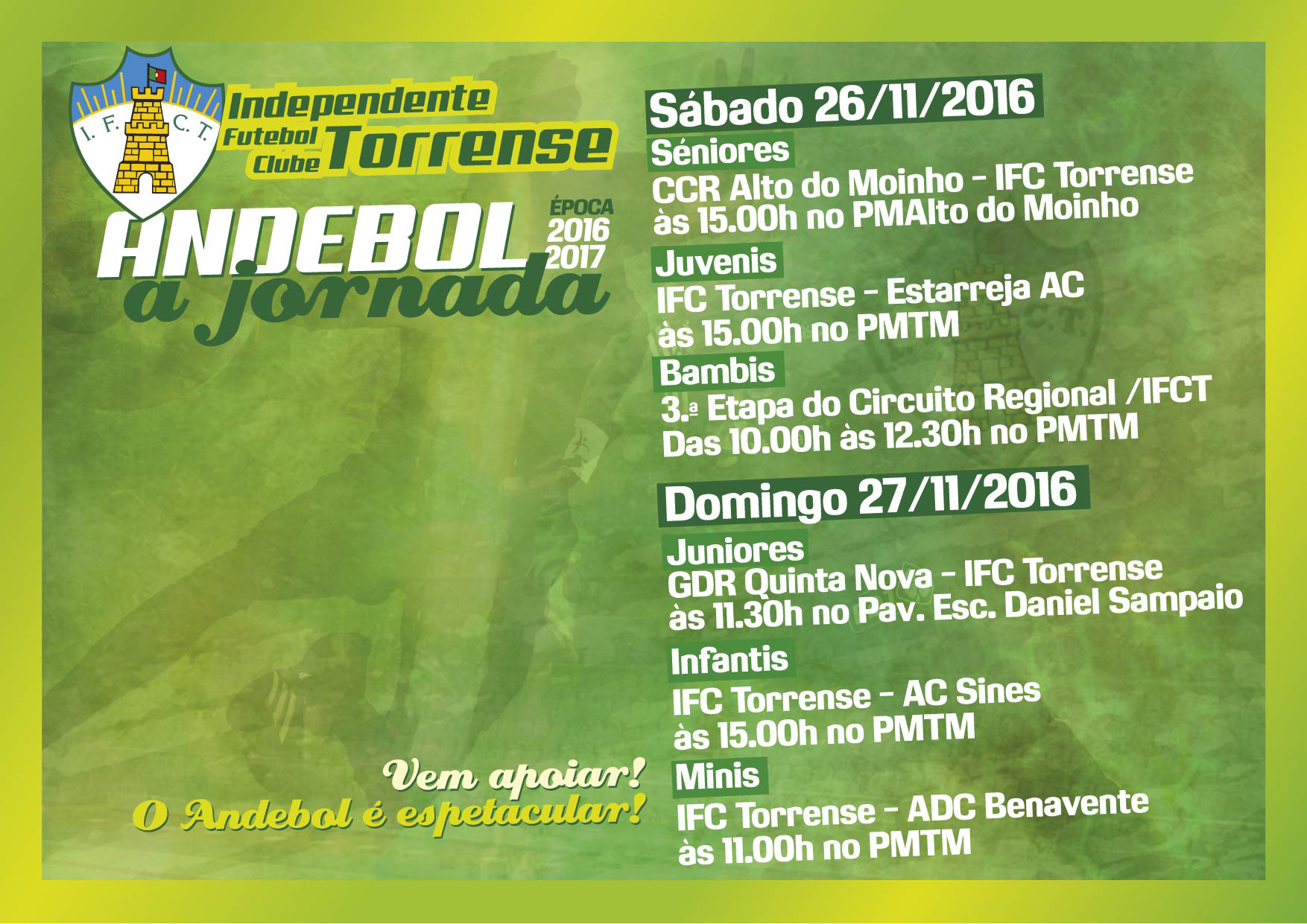 andebol 26e27nov2016
