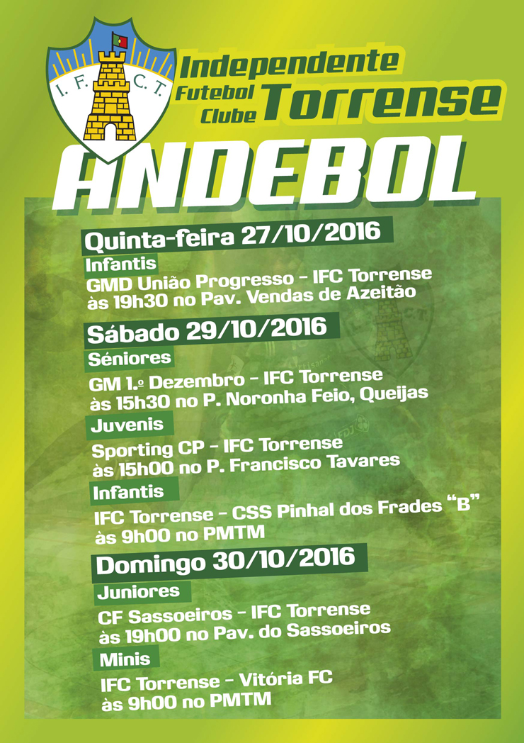 andebol 27a30Out2016